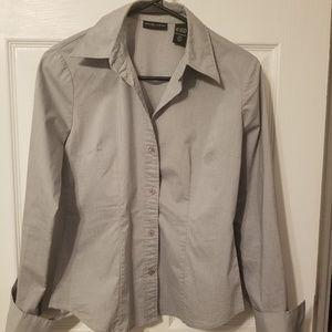 Light gray long sleeve